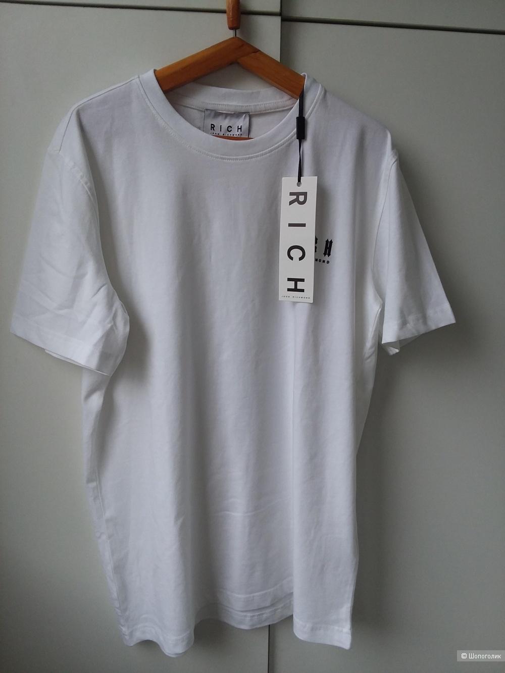 Мужская футболка John Richmond  размер М