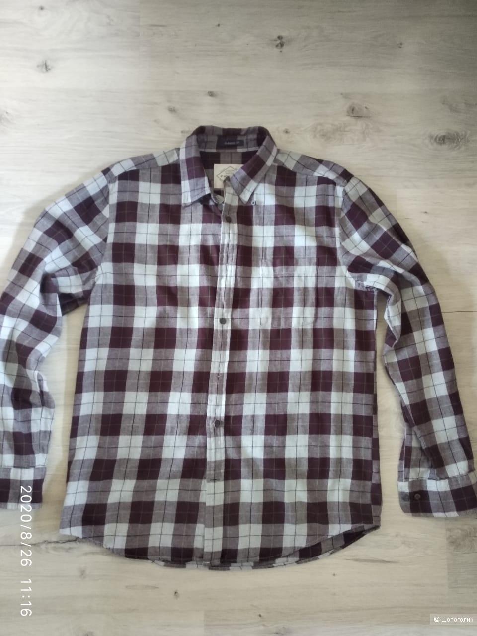 Рубашка St John's Bay, размер М