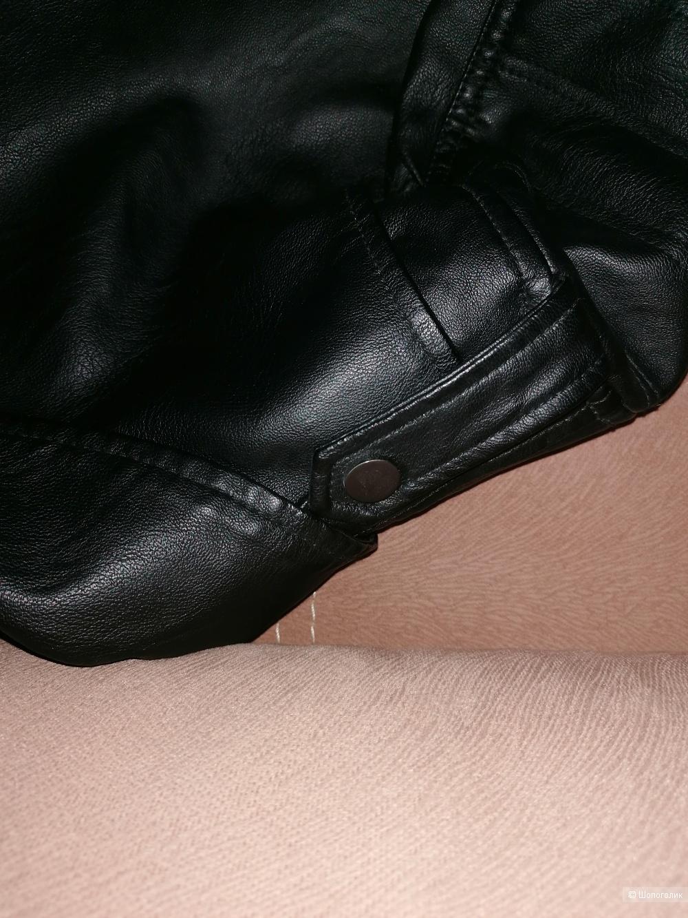 Кожаная куртка Acoola размер 140