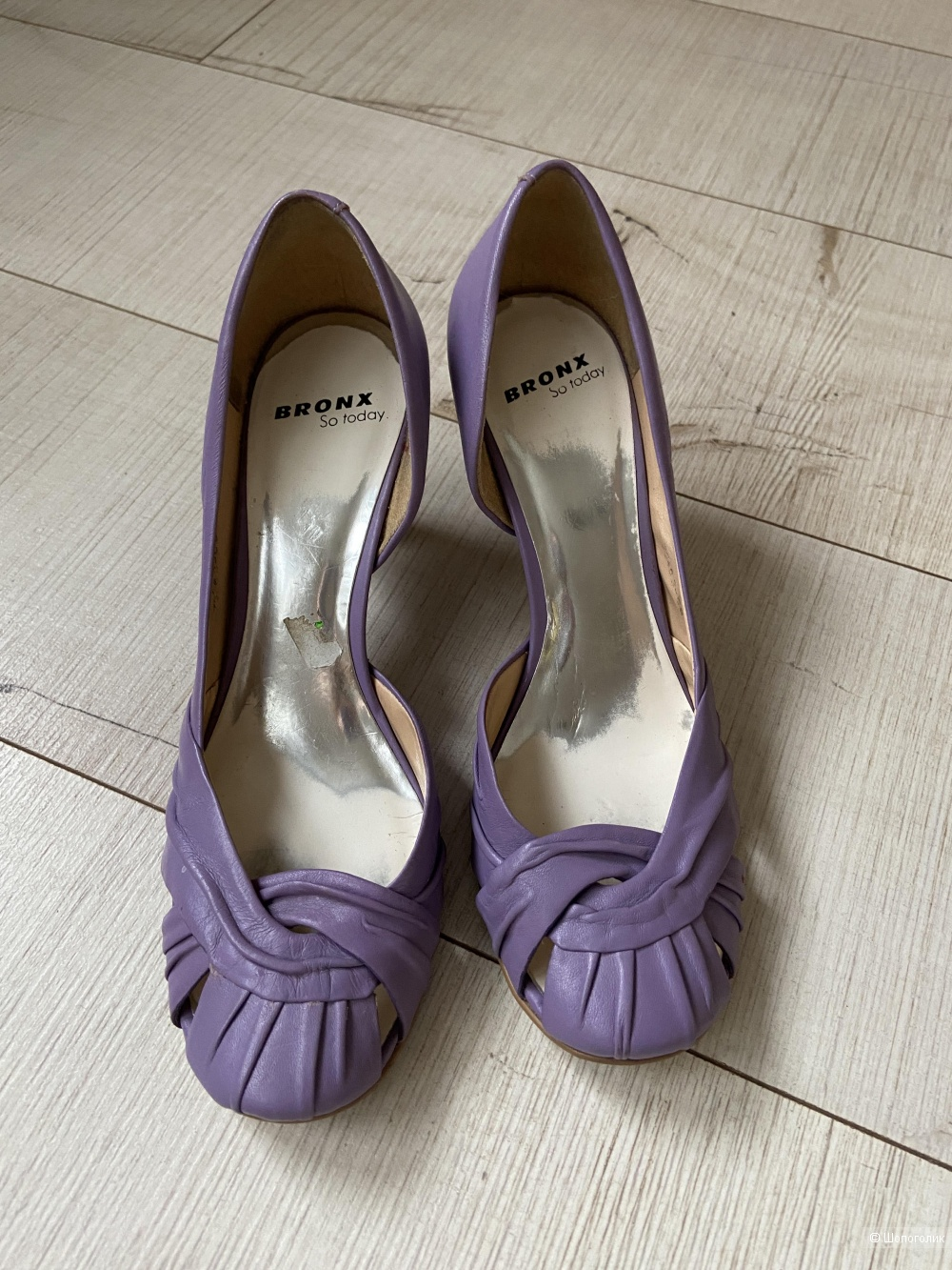 Туфли Bronx, размер 37