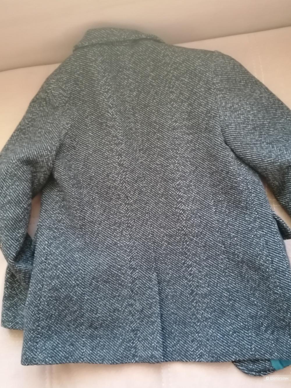 Пальто H&m размер 140-150