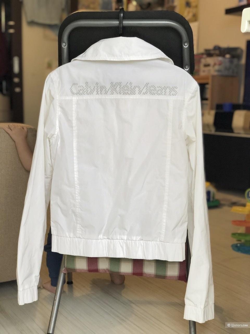 Ветровка Calvin Klein Jeans р.S