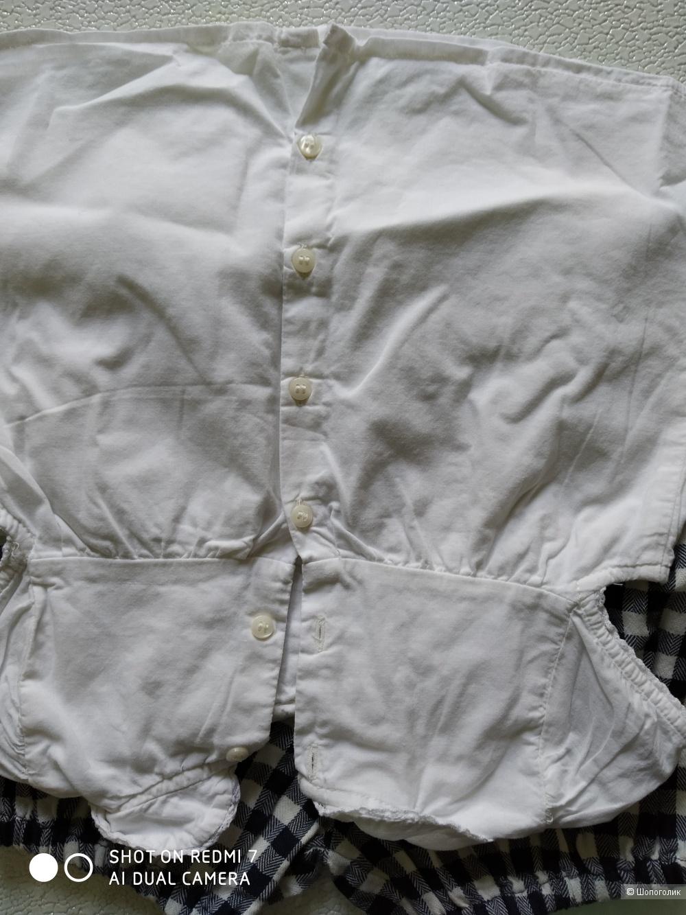 Сет шорты+блузка next размер 9-12 мес