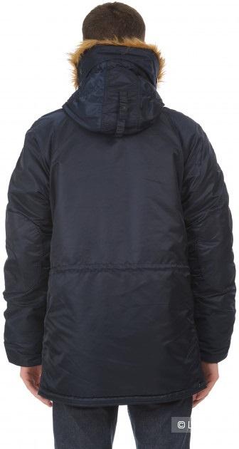 Мужская куртка Slim Fit N-3B Alpha Industries, S