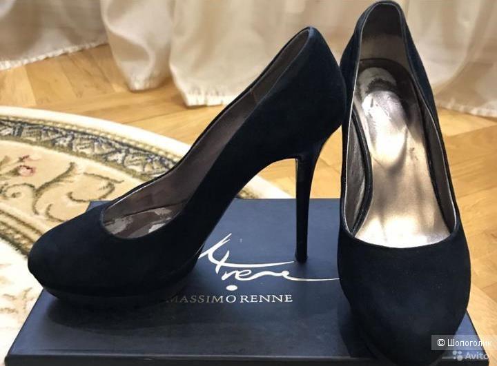 Туфли женские Massimo Renne-38 размер
