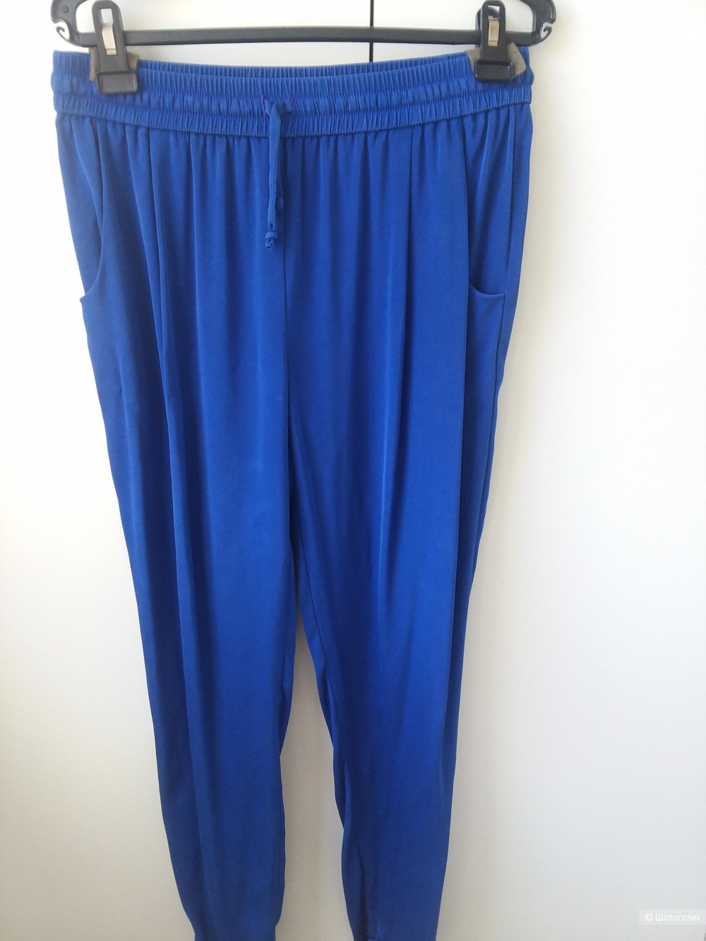 Шёлковые брюки  P.A.R.O.S.H.   М на 44 размер