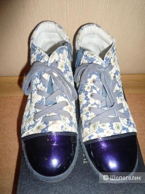 Ботинки демисезонные Котофей 33 размер
