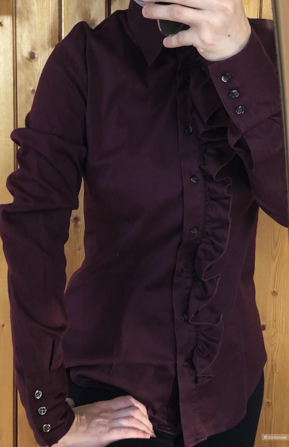 Рубашка  от  Collezione Donna размер S