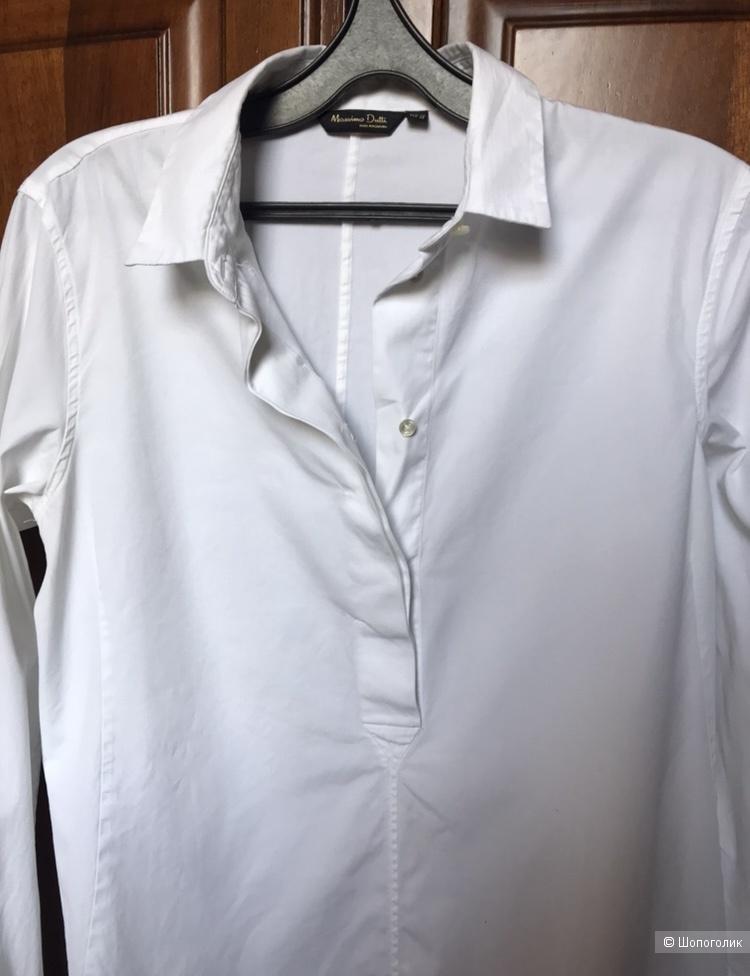 Рубашка-блузка Massimo Dutti, 44р-46р