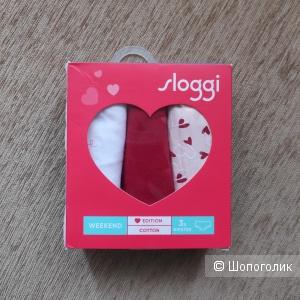 Комплект трусиков Sloggi L-XL-XXL