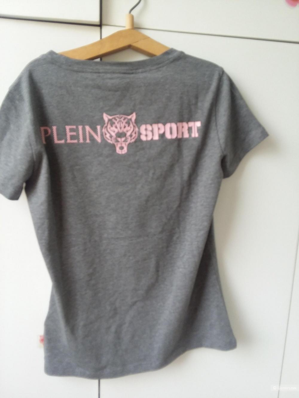 Женская футболка Plein Sport на 44-46 размер