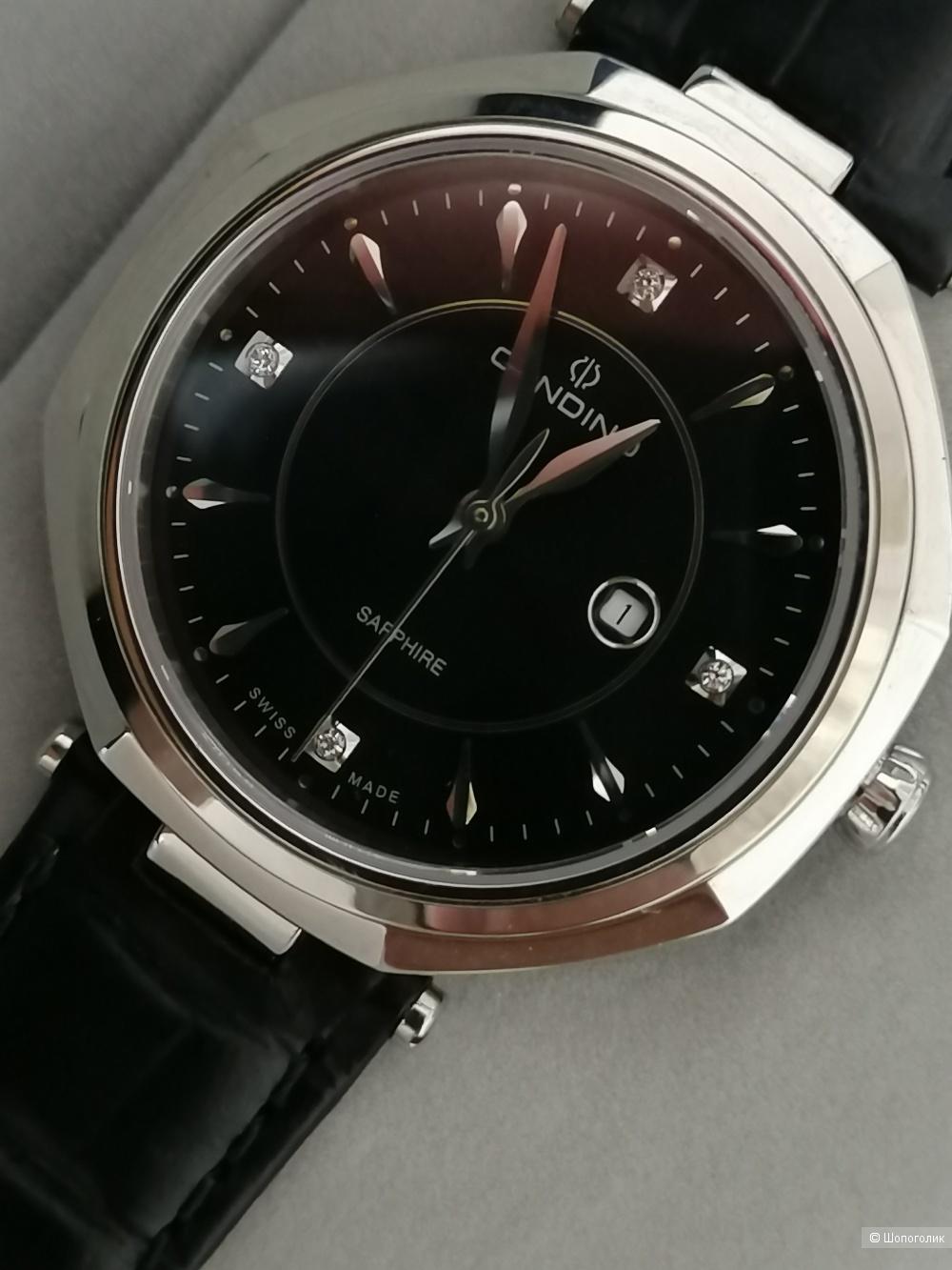 Швейцарские часы Candino Sportive C 4524/4