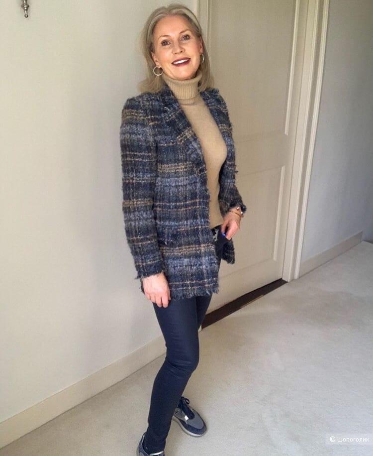 Блейзер Massimo Dutti в 40 размере