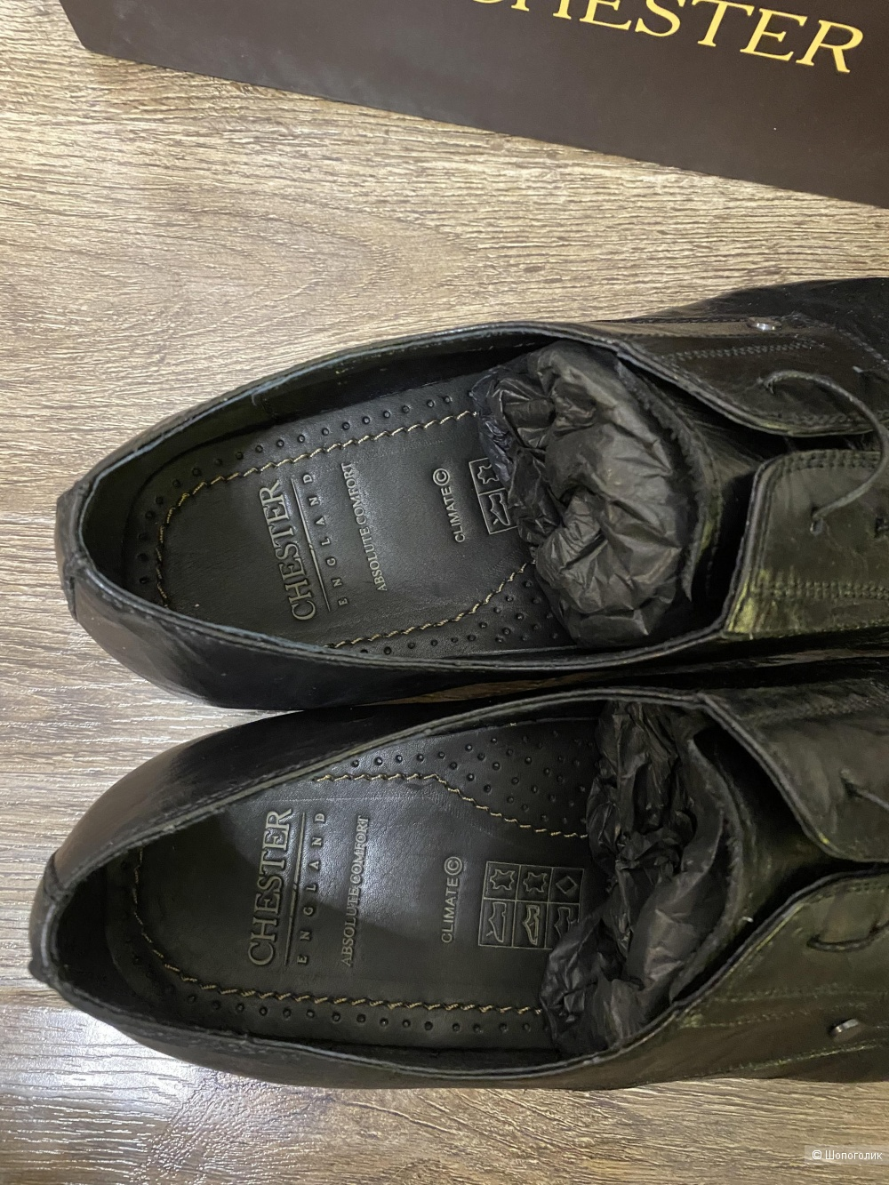 Туфли Chester, 44 размер