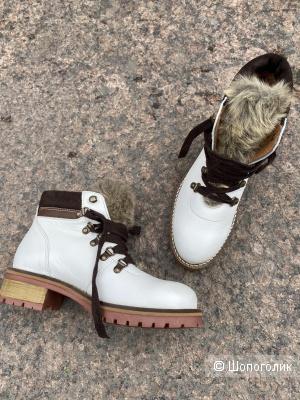 Кожаные ботинки Carmela, pp 37