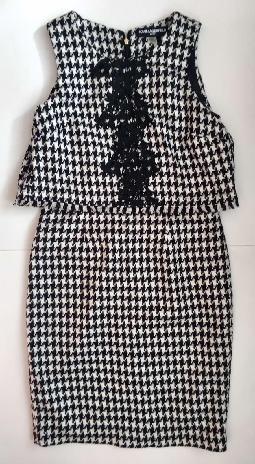 Платье Karl Lagerfeld, размер 44-46