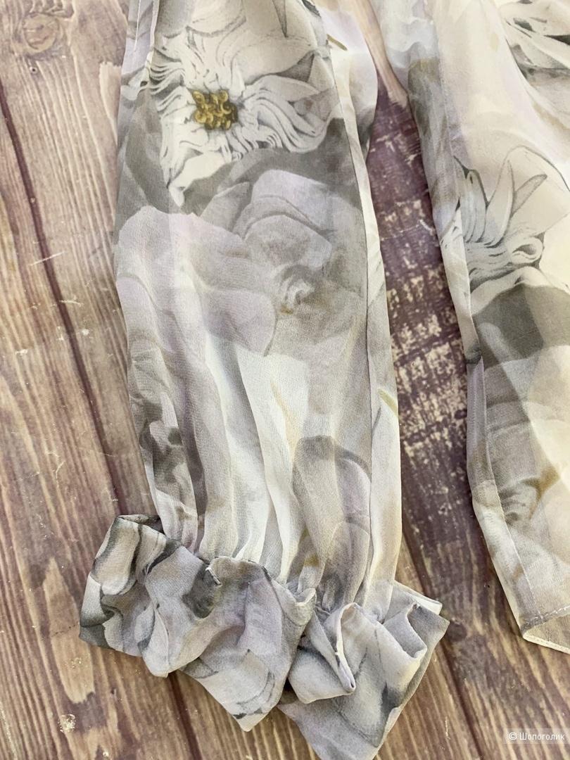 Блузка двойка от Diane von Furstenberg XS
