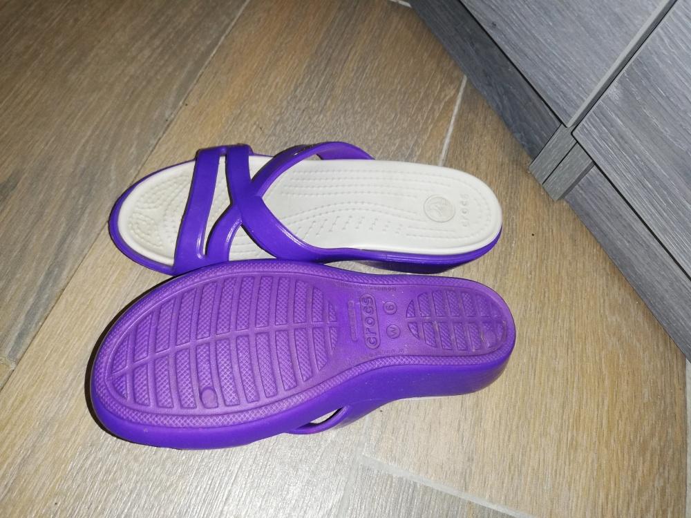 Шлепанцы Crocs 36