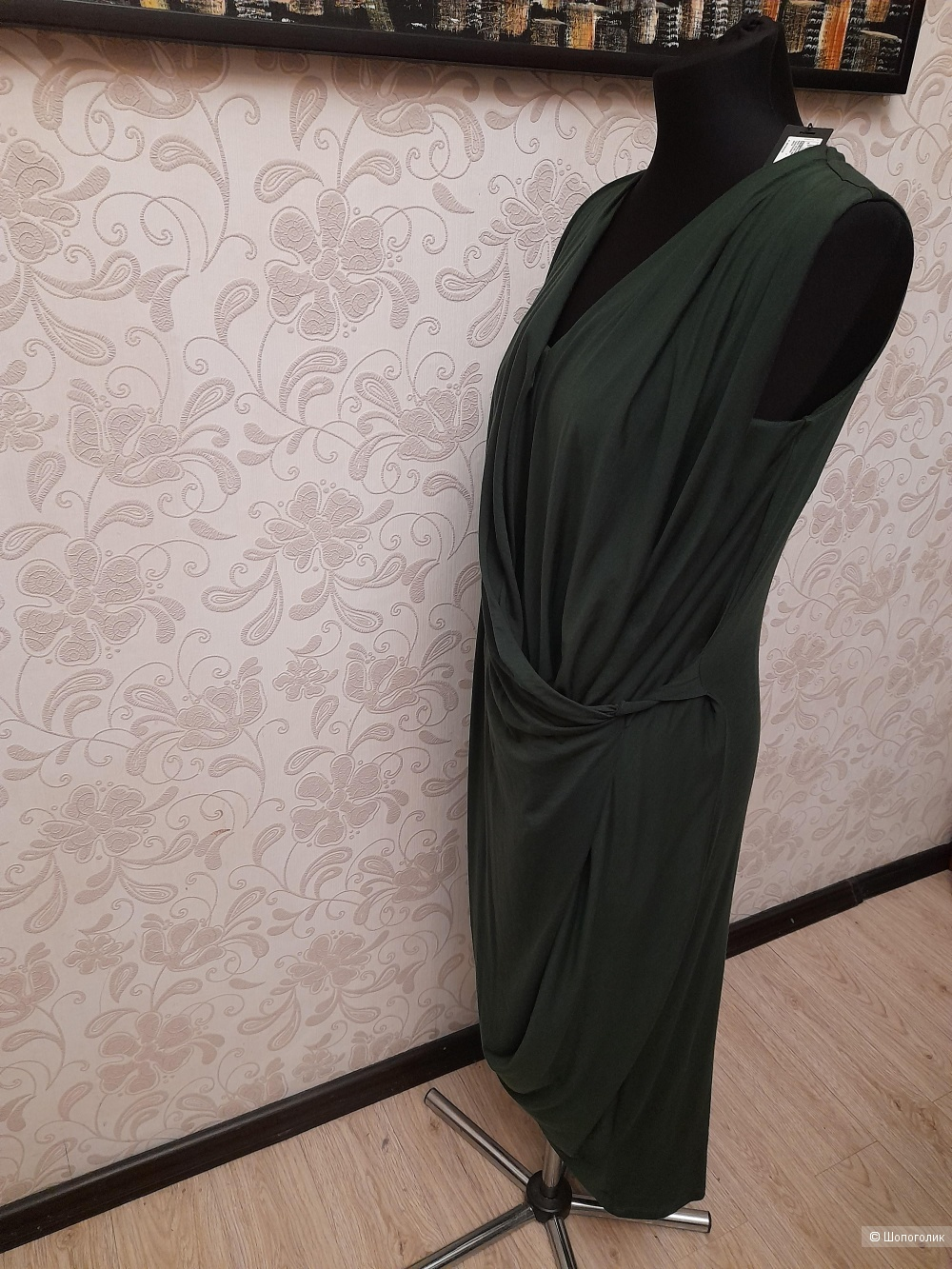 Платье с драпировкой, Autograph, 44-48