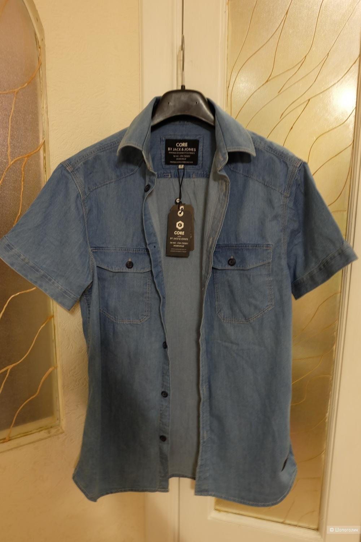 Рубашка джинсовая Jack&Jones, размер S.