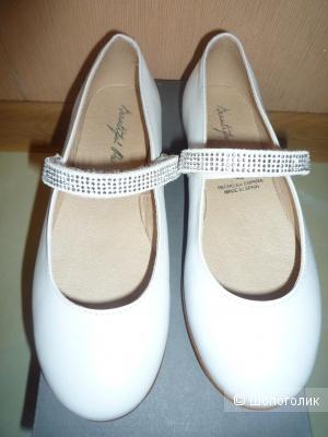 Туфли школьные Pablosky 35 размер