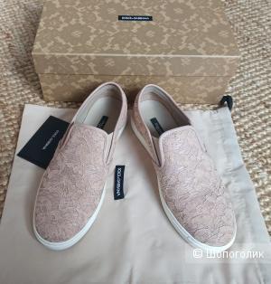 Слипоны Dolce&Gabbana, 38