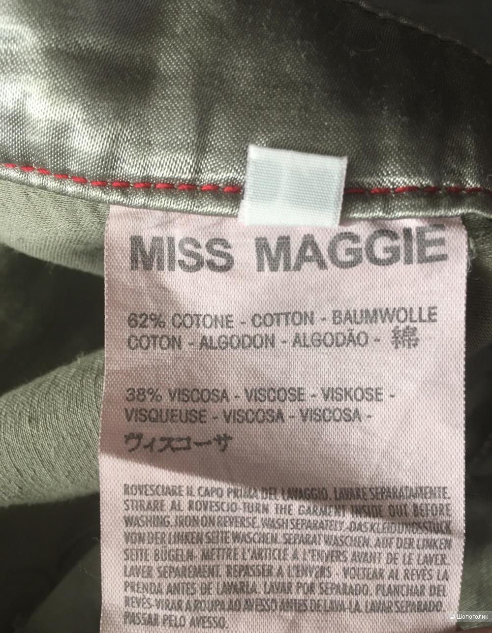 Брюки с лампасами Miss Maggie размер L 48