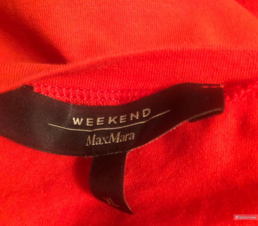 Лонгслив Weekend Max Mara размер XL ( на 48-50 )