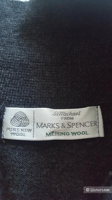 Свитер на молнии Marks & Spenser St.Michaen, размер М