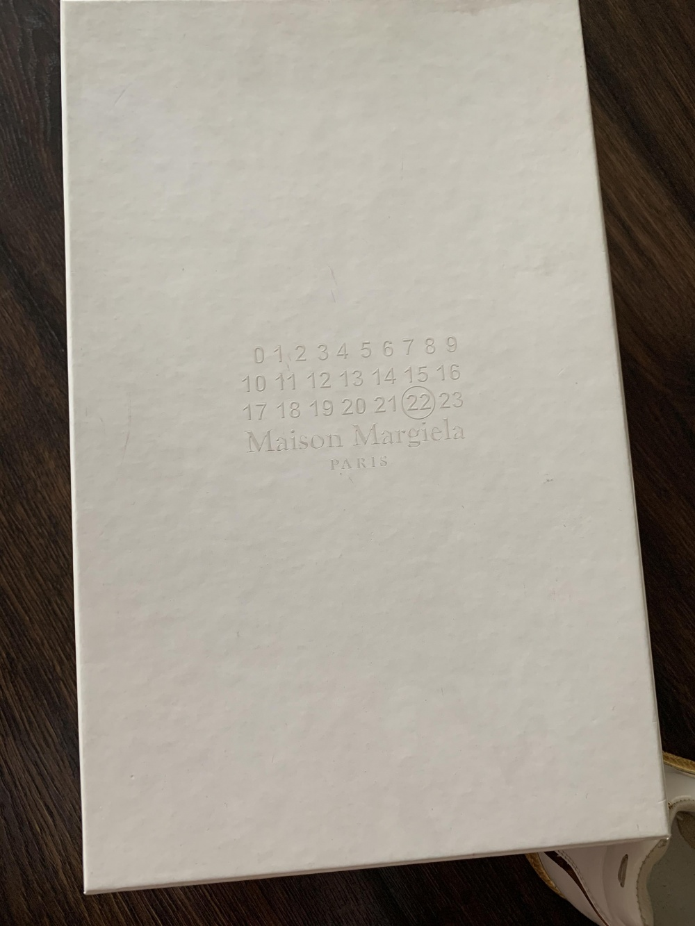 Кроссовки Maison Margiela 37р-р