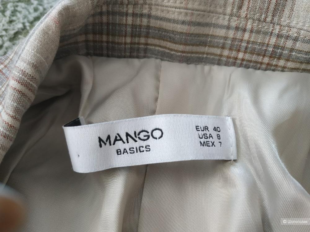 Костюм брючный Mango 38