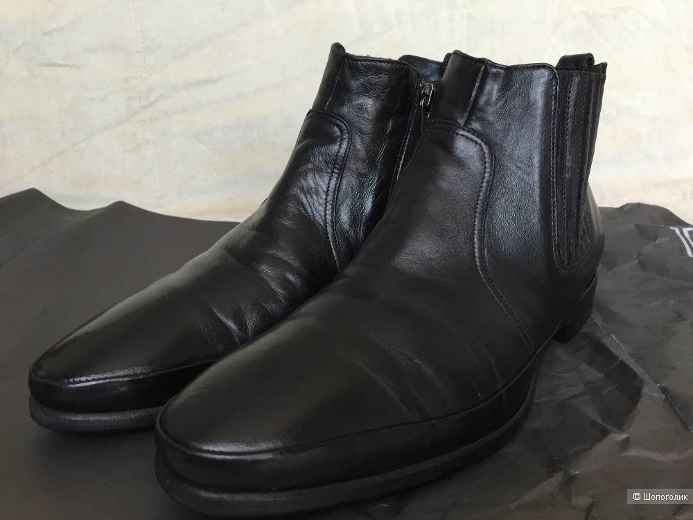 Продаю зимние ботинки итальянского бренда Dino Bigioni,
