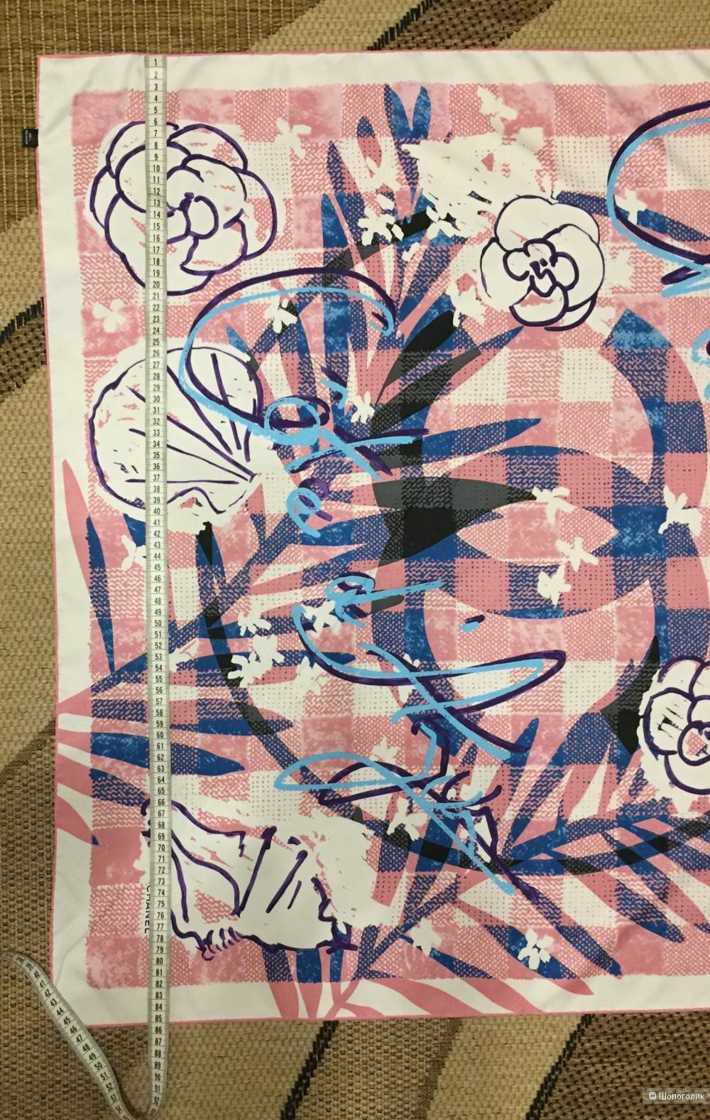 Платок Chanel 85 x 85 см