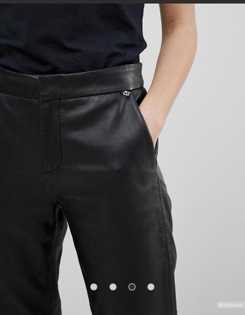 Кожаные штаны Pepe Jeans London, pp 36 (s/m)