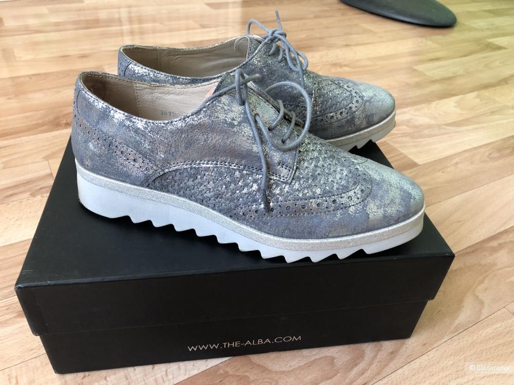 Ботинки Лоферы Alba 38