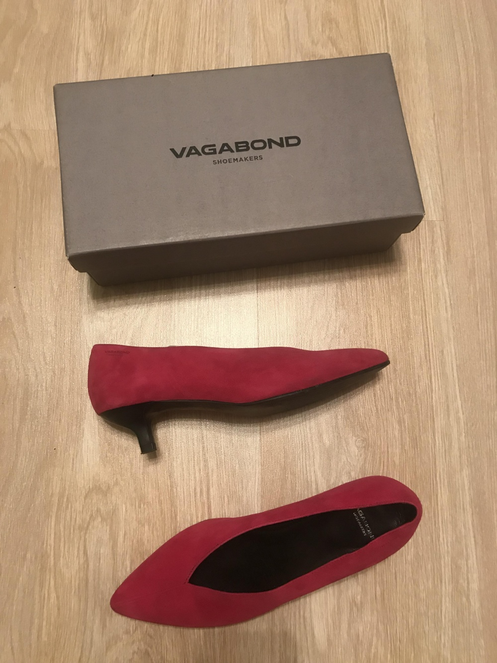 Туфли Vagabond, размер 38