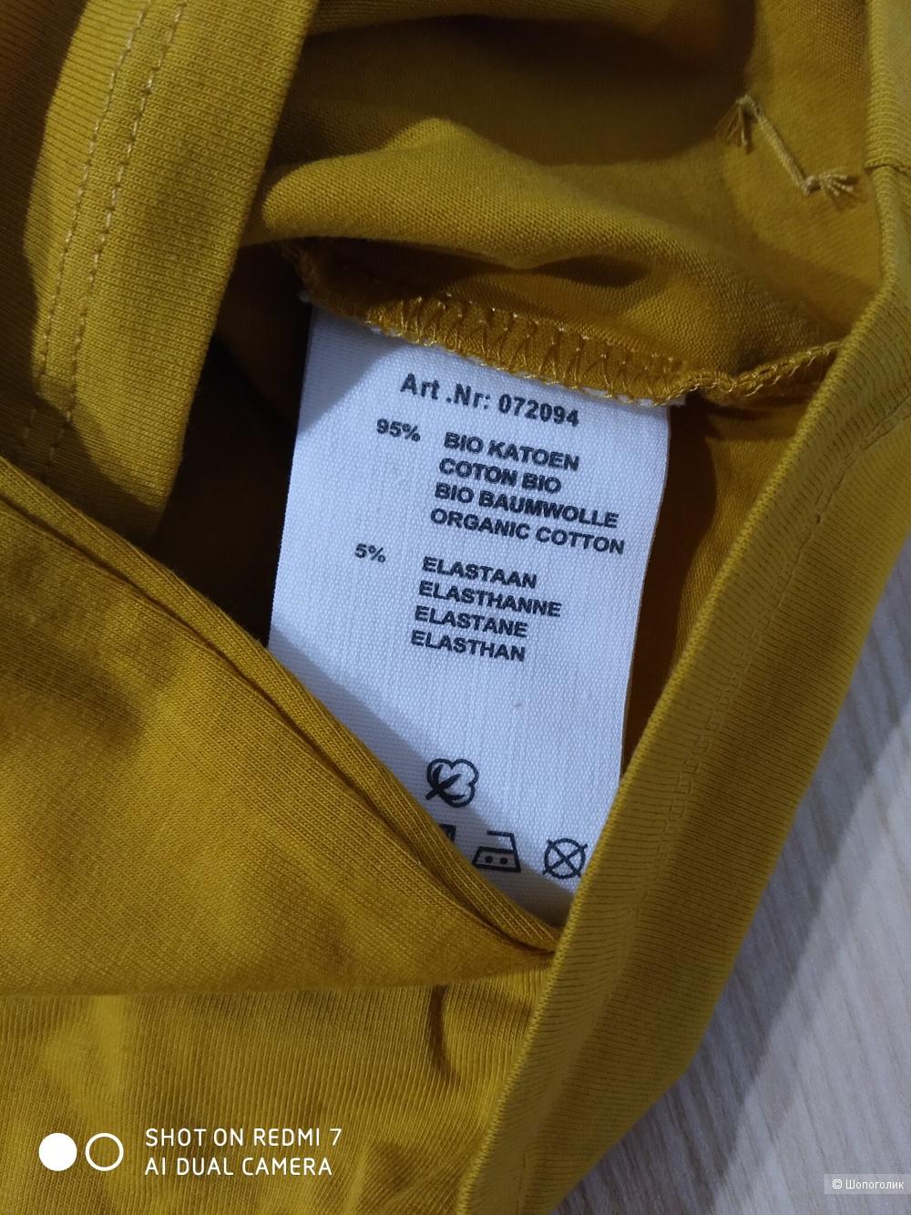 Комплект юбка happy kids +футболка jbc размер 128/134