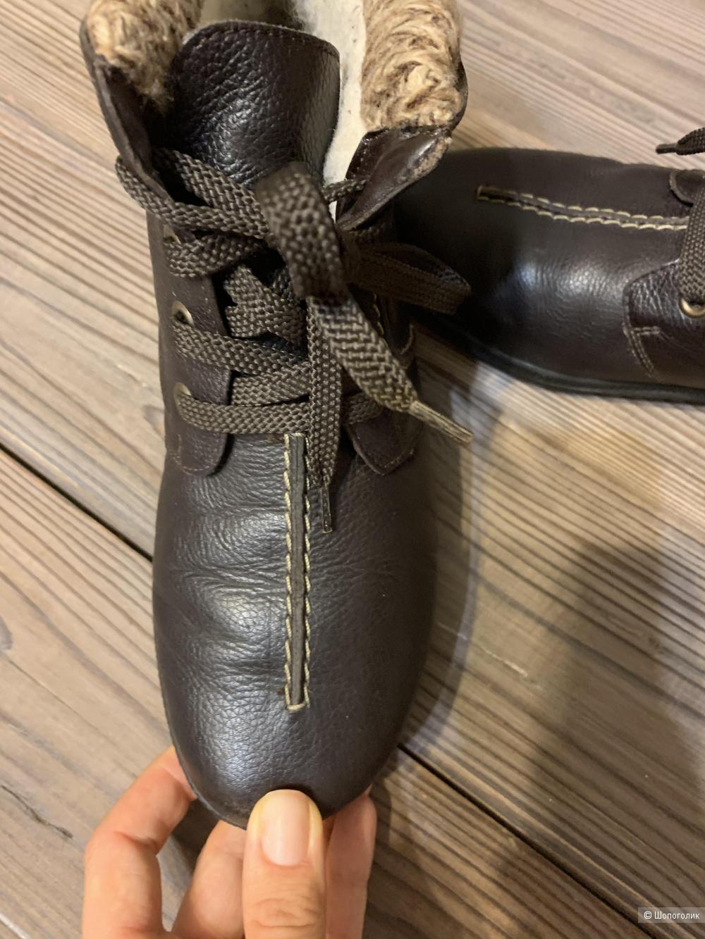 Ботинки Rieker р. 36
