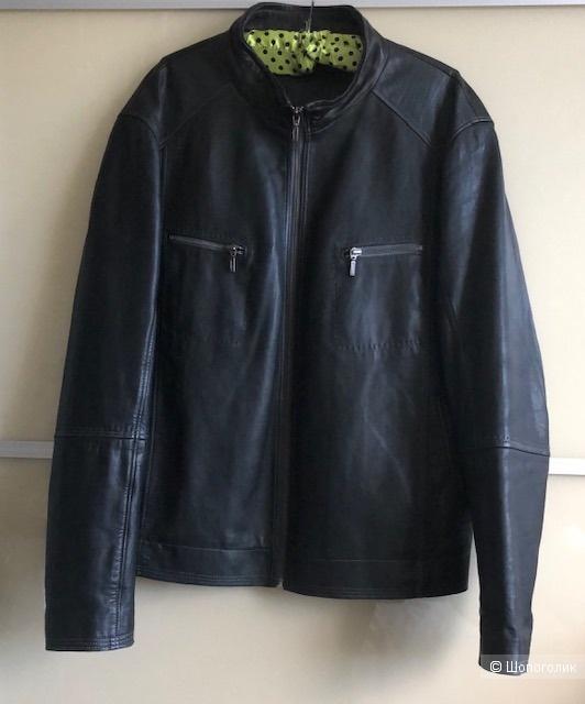 Кожаная куртка No Name,50-52