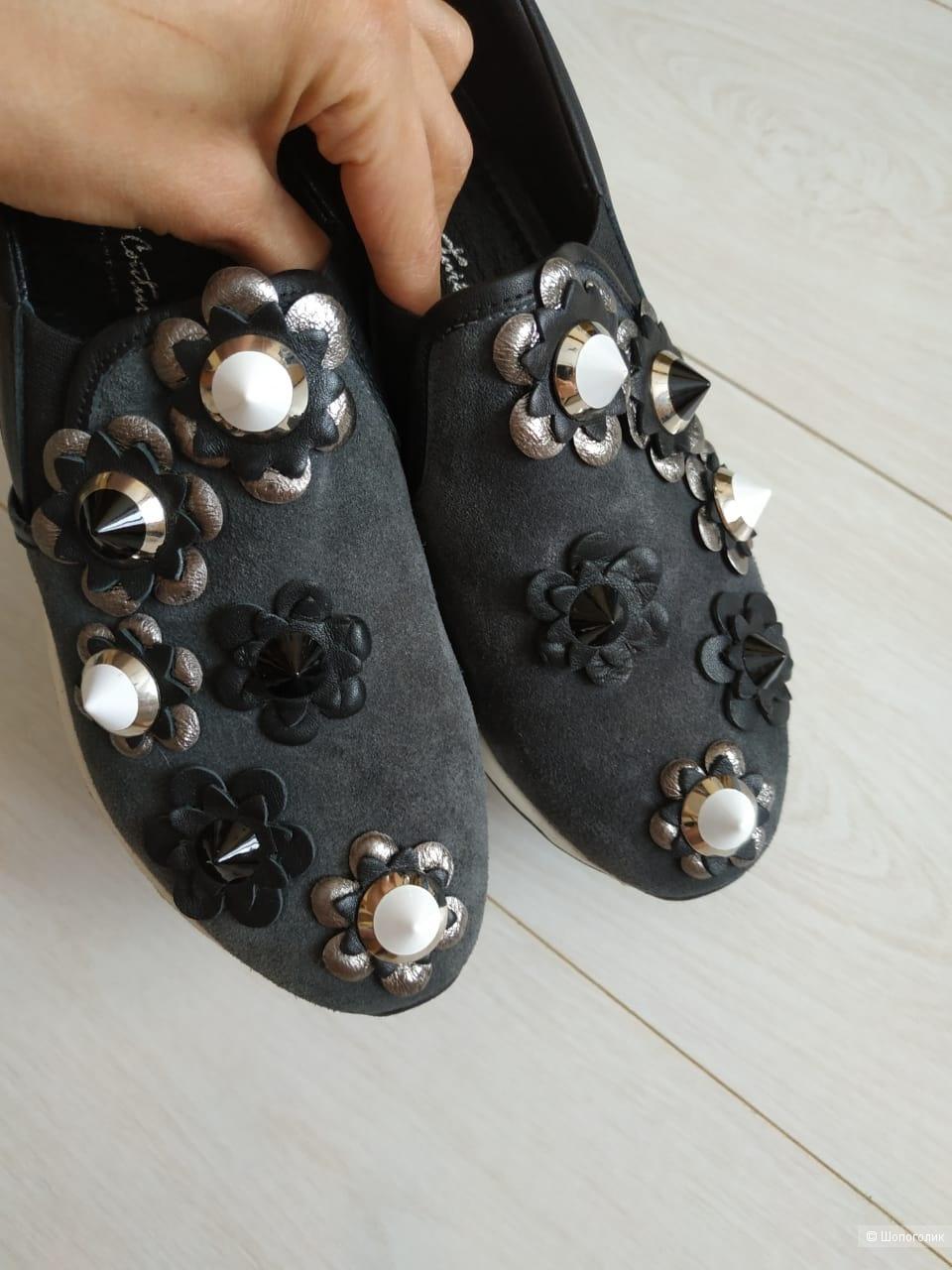 Новые слипоны just couture 37 размер
