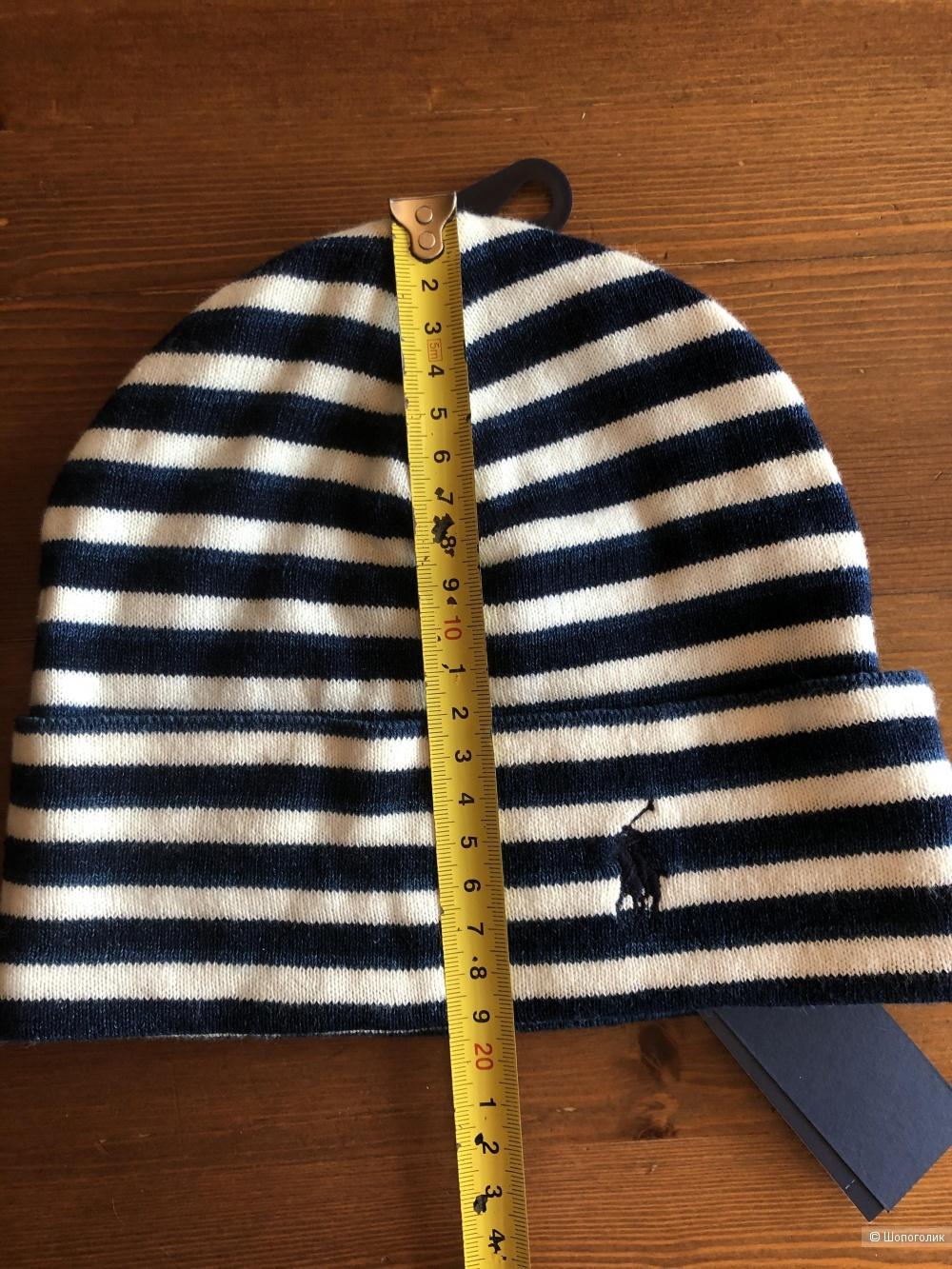 Демисезонная шапочка от POLO Ralph Lauren (p.48-52cm)