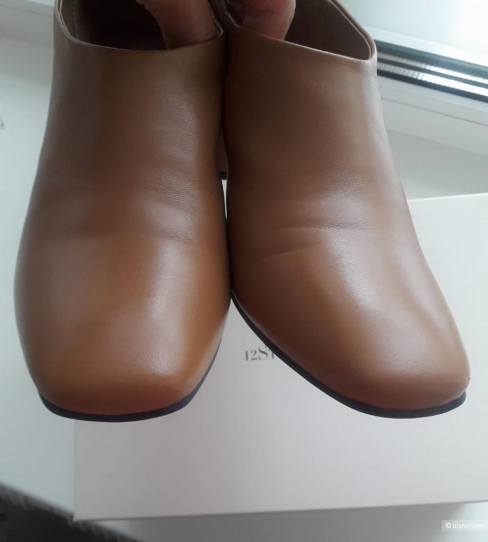 Туфли-мюли, 12 storeez, размер 40