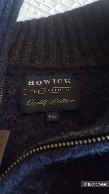 Свитер на молнии Howick the oakfield, Размер ХХL
