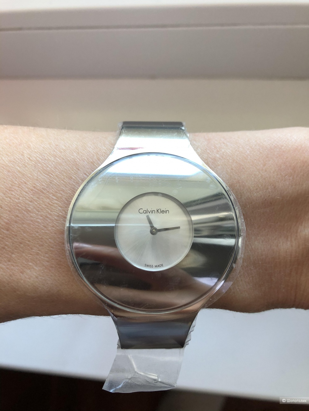 Часы женские Calvin Klein размер браслета M