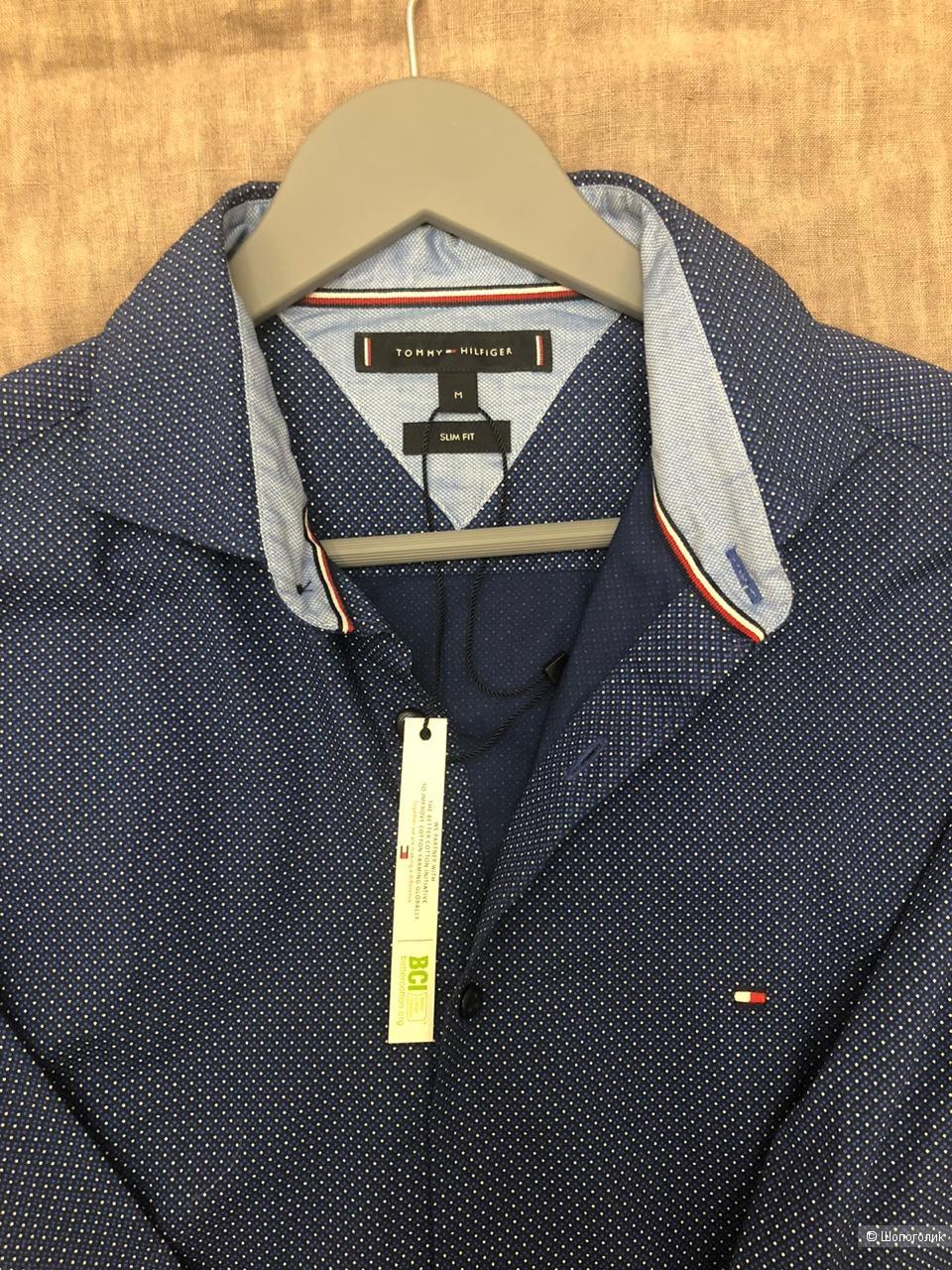 Рубашка мужская Tommy Hilfiger, размер M