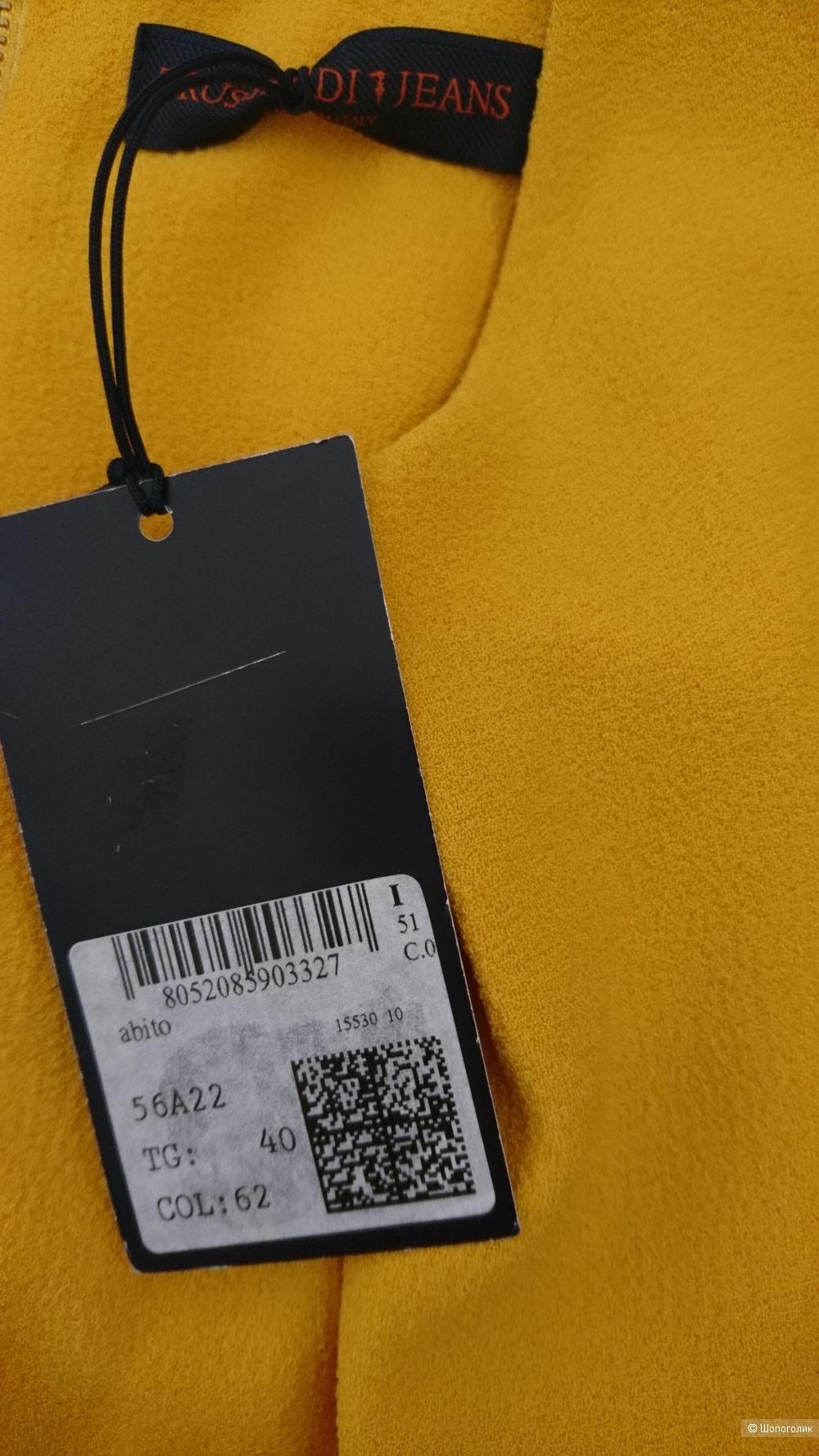 Платье Trussardi jeans  it40(р.42-44)