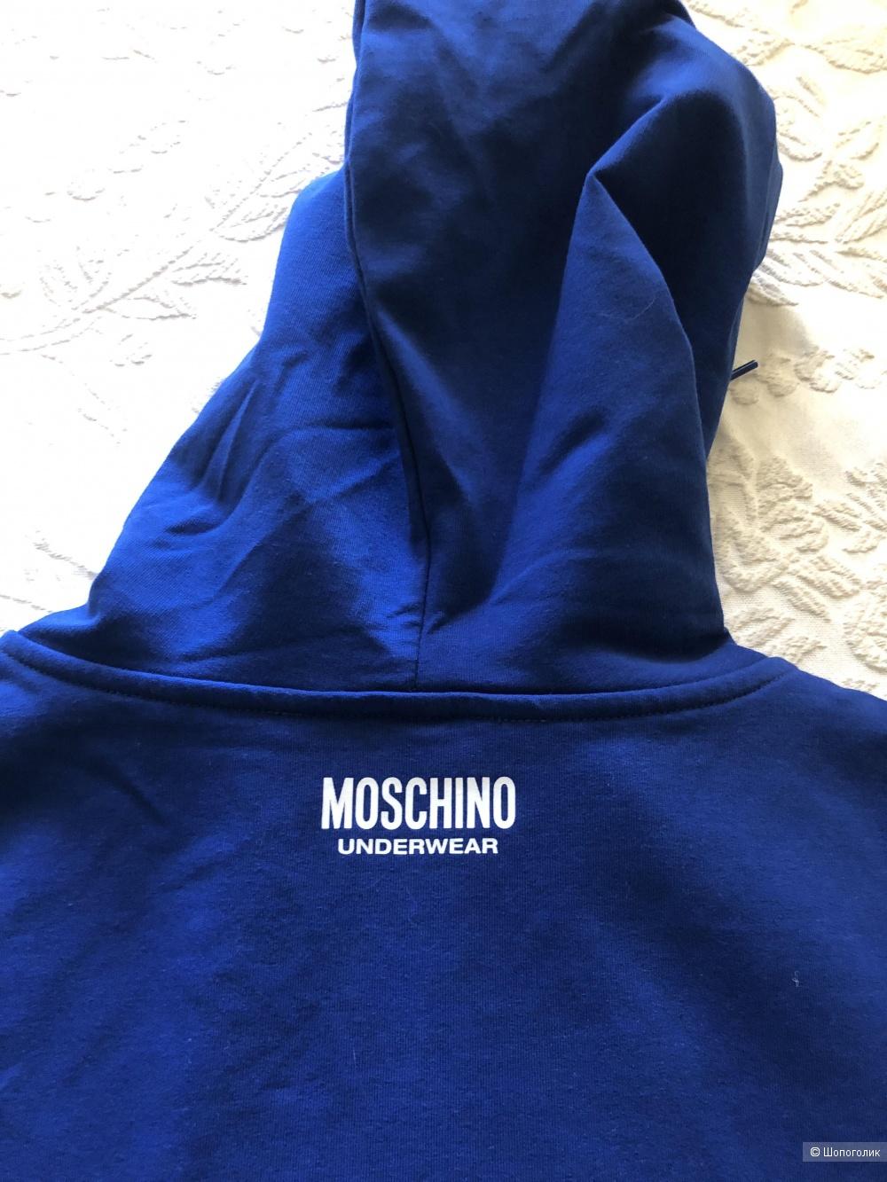 Мужская толстовка MOSCHINO р. XL (большемерит)