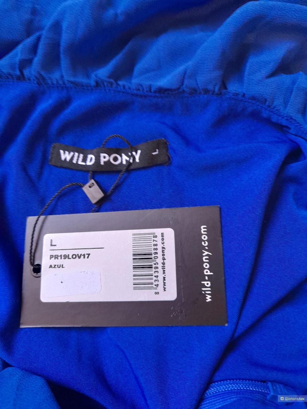 Длинное платье Wild pony, 48