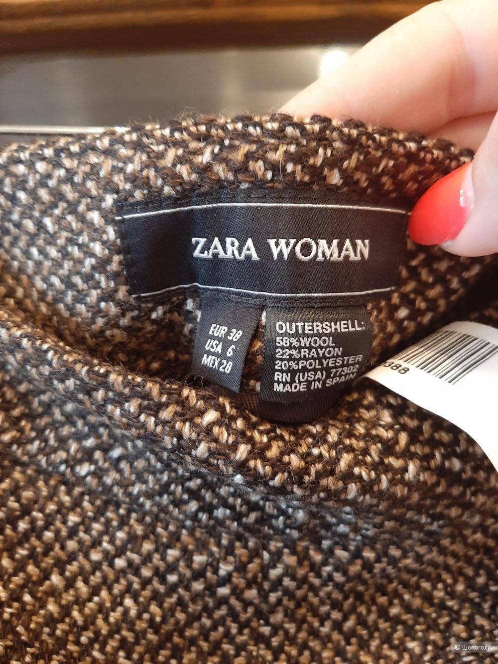 Брюки  Zara р.46