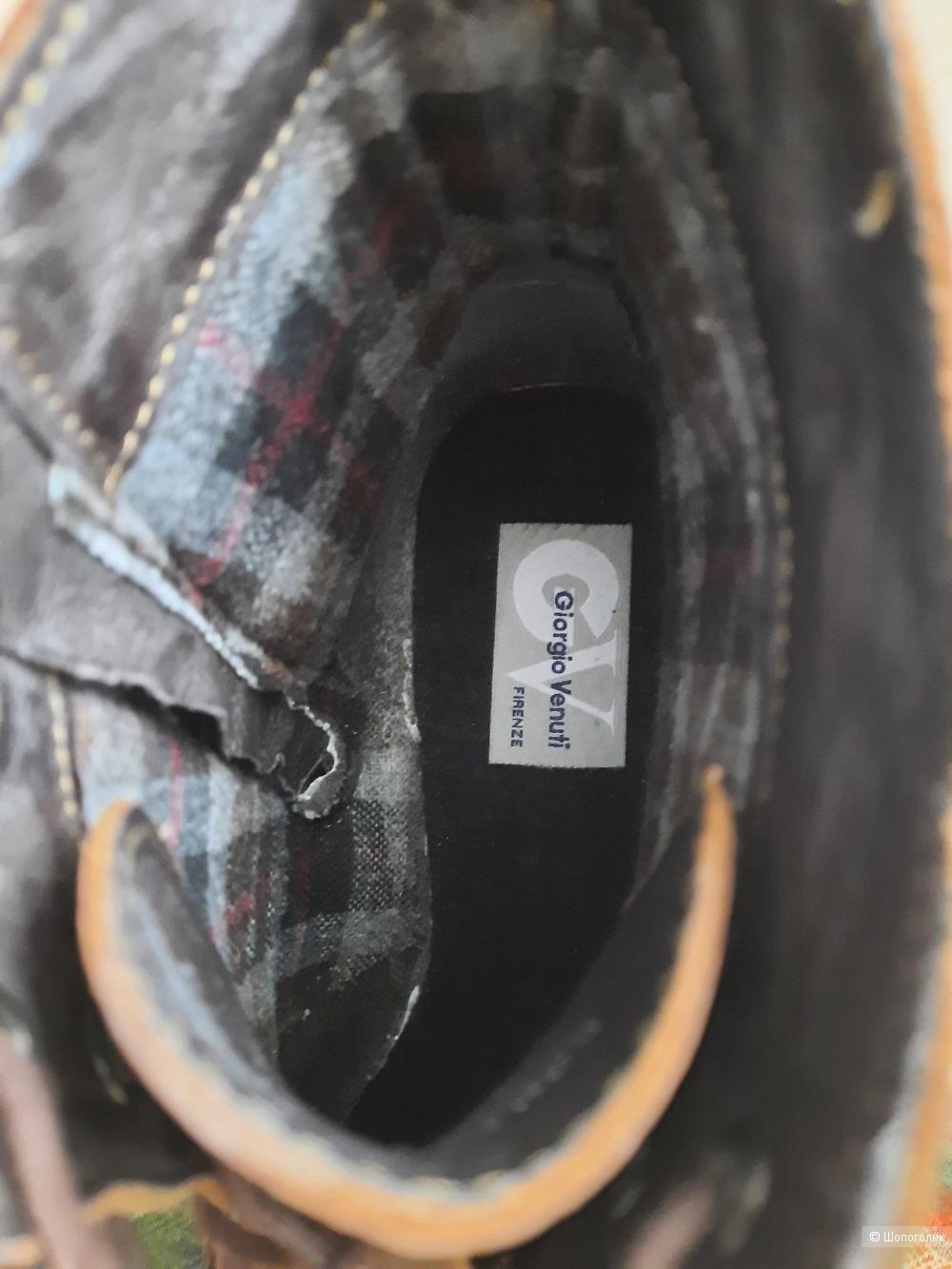 Ботинки, giorgio  venuti,  39 размер